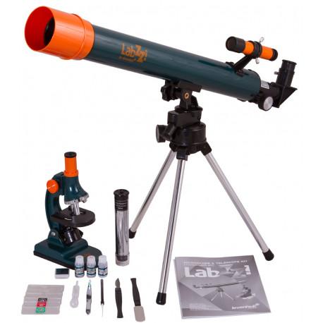Набор Levenhuk LabZZ MT2: микроскоп и телескоп - Калининград, МДРЕГИОН. Калининградская область