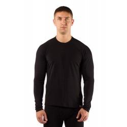Футболка мужская Lasting Atar, черная