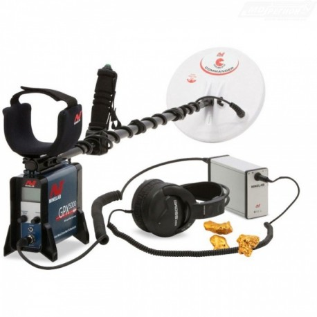 Металлоискатель Minelab GPX 5000 (11D 15x12M)